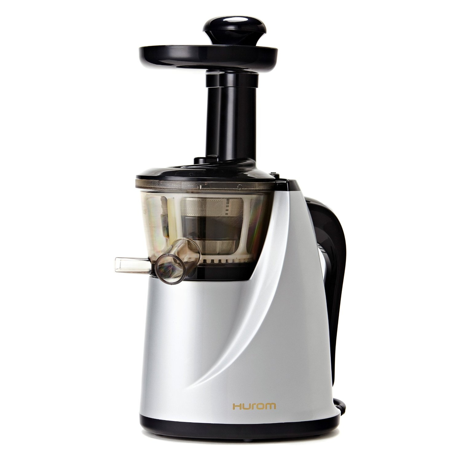 Hurom Slow Juicer Best Denki : Hurom HU-100 Masticating Slow Juicer Review - Best Cold Press Juicers