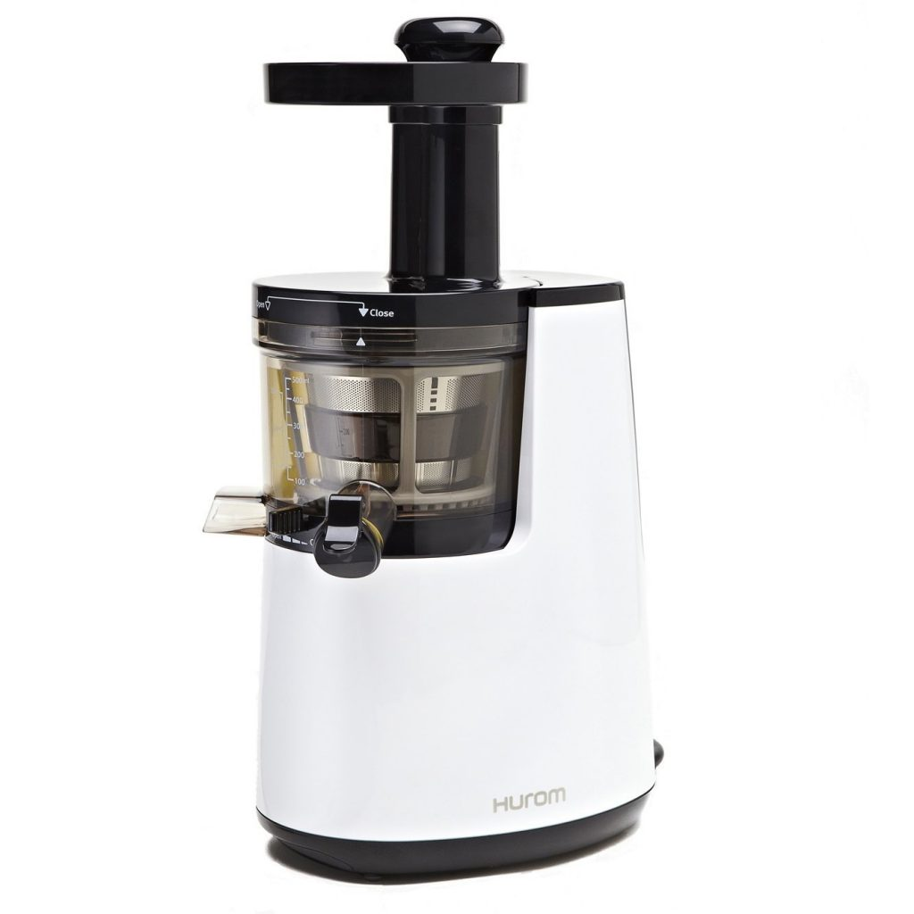 Cold Press Juicer And Slow Juicer : Hurom HU-100 Masticating Slow Juicer Review - Best Cold Press Juicers