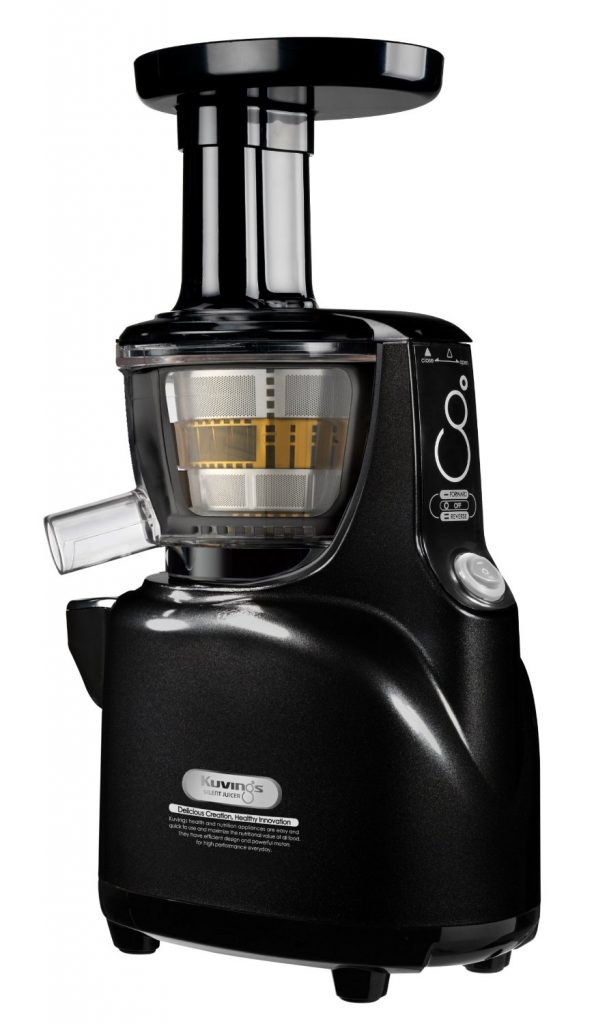 Best Vertical Masticating Juicer 2015 : Kuvings NS-900 Silent Upright Masticating Juicer Review