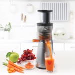 juicepresso cold press juicer