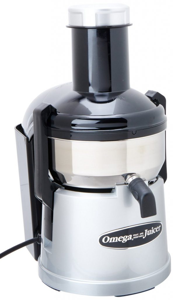 Omega j8006 nutrition center commercial masticating juicer - Omega Bmj330 Commercial 350 Watt Stainless Steel Pulp Ejection Juicer