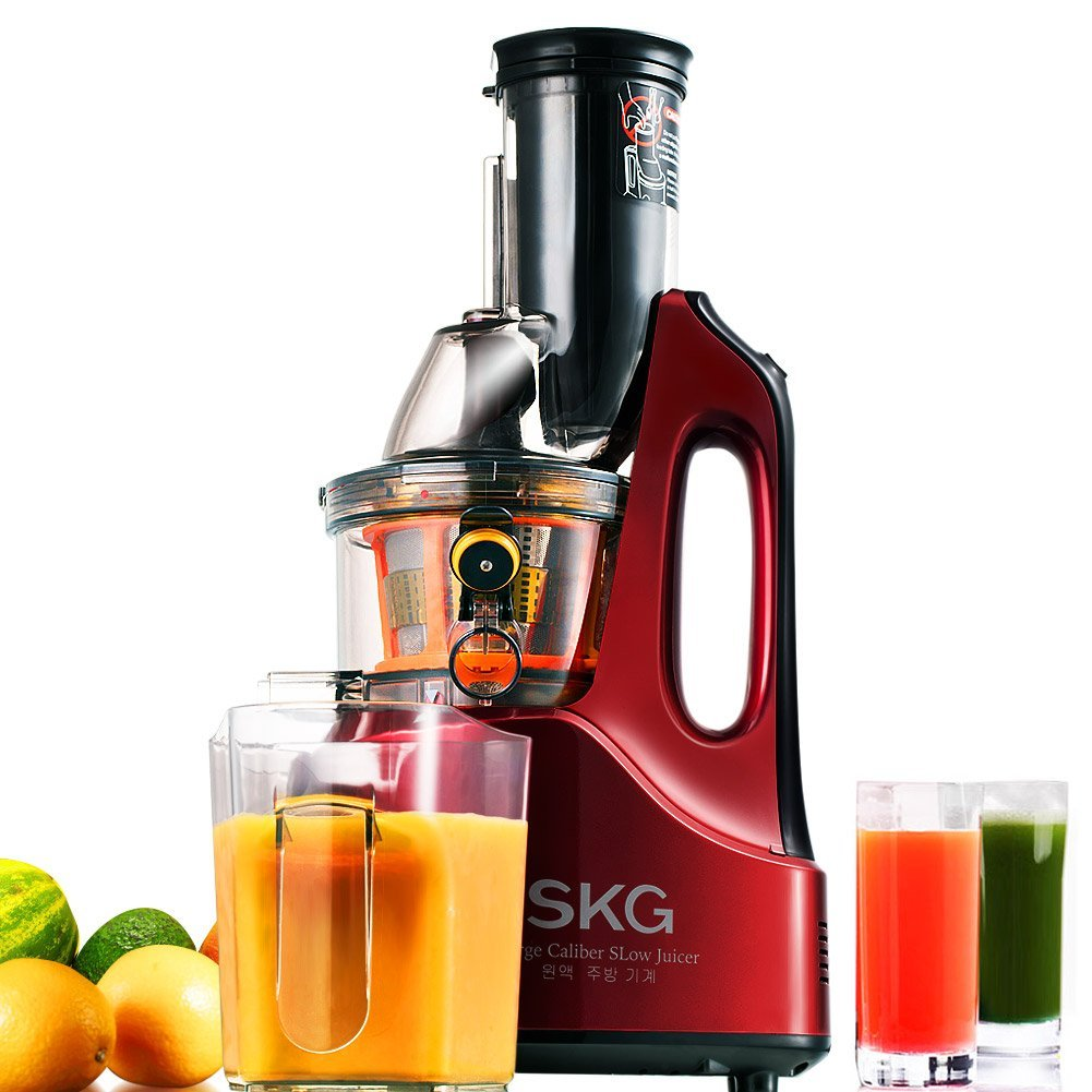 Anti Oxidative Slow Masticating Juicer : Top 7 Commercial Cold Press Juicer