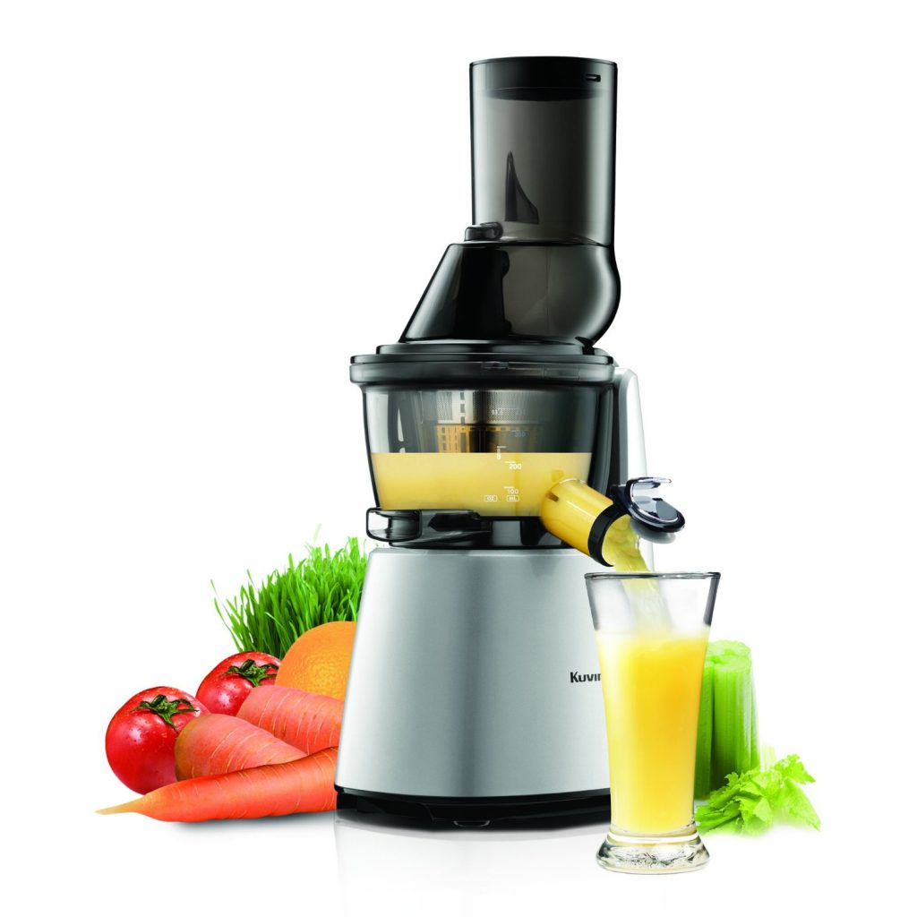 Slow Juicer With Salad Maker : A KUvINGS JUICER REvIEW: You Will Thank Us for Telling You About These Ten Juicers - Best Cold ...
