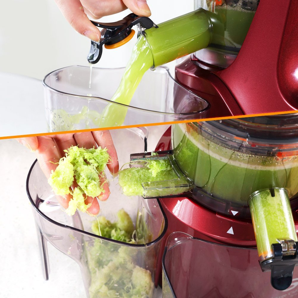 Slow Juicer Pulp : Top 10 Best Cold Press Juicer Review 2016 Masticating Juicers Comparison