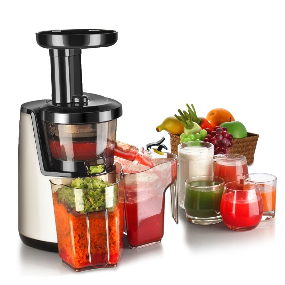 Cold Press Juicer And Slow Juicer : Top 10 Best Cold Press Juicer Review 2018 Masticating Juicers Comparison - Best Cold Press Juicers